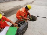 武汉江岸区厂区管道开挖及改造注意事项