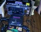 99新世嘉游戏机,16位,黑游戏机,MD