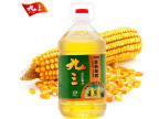 九三集团 非转基因玉米胚芽油 5L/桶 压榨食用油 无添加植物油