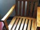 实木座椅低价甩卖