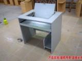 广东科桌翻转电脑桌 手动翻转器边框翻转桌