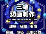 三维建筑动画 水利动画 桥梁动画 工业动画