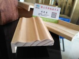 临沂优质木线条加工定制厂家,衣柜实木封边线加工,全国直销