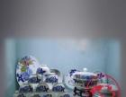 厂家直销景德镇制餐具 青花瓷餐具 青花玲珑餐具