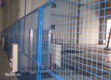 仓库车间铁丝网围栏隔离栅网,厂区围栏