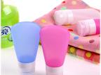 旅行居家硅胶分装瓶 化妆品乳液空瓶洗漱套装 创意时尚礼品首选