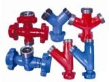 河北生产各种型号整体接头-三通 四通 Y型 T型 十字型接头