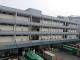 主干道旁交通方便,有专业自动升降卸货平台和货梯,大型货车位