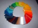 高透明度彩色亚克力板 PMMA板 可定制加工