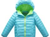 爆款冬季新款儿童羽绒棉服 韩版童装加厚棉袄外套 中大童棉衣批发