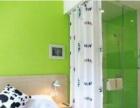 淞兴西路酒店式公寓免费无线网冷热水无限供应拎包入住