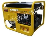 库兹300A电启动汽油发电电焊机厂家报价