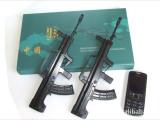 批发定制中国95式1:3全金属拼拆模型步95枪模型军事礼品穿越火