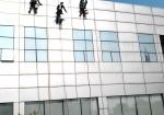 苏州专业高空清洗 专业蜘蛛人,外墙清洗.铝塑板.玻璃幕墙清洗