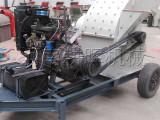 山东出颗粒型锯末粉碎机-破碎锯末机器 规格齐全