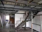 北京房山区室内做钢结构阁楼 搭建钢结构二层