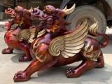 铜貔貅工艺品 貔貅摆件大型铸铜貔貅动物雕塑