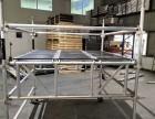 福田铝合金脚手架租赁,固定式升降平台维护保养