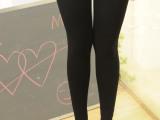 新款冬季打底裤 超弹大码保暖一体裤  韩版加绒加厚时尚打底裤