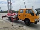广西壮族自治28米蓝牌高空作业车价格 多少钱一辆面议