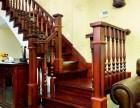 品家楼梯地址别墅实木楼梯家用木质楼梯阁楼木楼梯上海