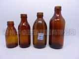 沧州华卓轻化口服液药用玻璃瓶 口服液瓶型号齐全