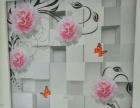 专业 壁纸 壁画 壁布 施工