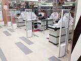 西安超市防盗器 服装防盗器 小米手机店防盗磁门 图书防盗仪