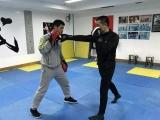 济南散打防身术搏击专业私教一对一正规武术培训机构