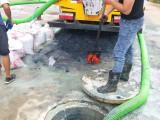 浦口区星甸化粪池清理,隔油池清淤,污泥压榨甩干绿色环保