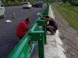 冠县路翔厂家直供陕西渭南防撞护栏 波形护栏 钢索护栏