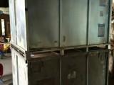 上海金属周转箱回收 铁托盘 金属网格周转箱收购