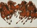 国际画马大师国家一级美术师阎飞鸿精彩作品欣赏