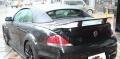 BMW碳纤尾翼改装宝马M6包围640GT尾翼650