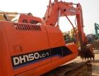 转让 挖掘机斗山工地干活车现在低价出售