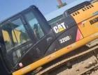 14年卡特320D2挖掘机.工作实数6400h