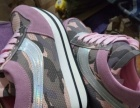 温州品牌仟丽麒女士运动鞋低价处理