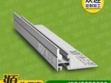 佛山鑫之景1.8公分单面磁吸灯箱铝型材