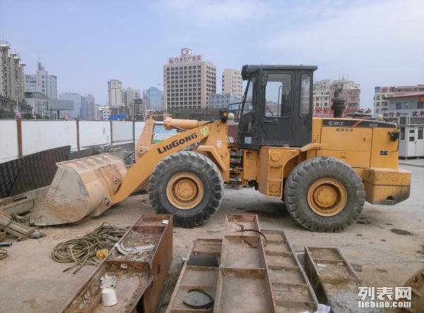 广东买卖二手铲车(装载机)