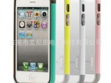 韩国Zenus walnutt bumper iphone5多彩
