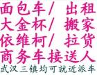 武汉商务车租车/金杯面包车货运拉货搬家长短途租车