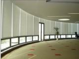 宝安区办公室窗帘定做 万科城遮光遮阳卷帘定做窗帘安装
