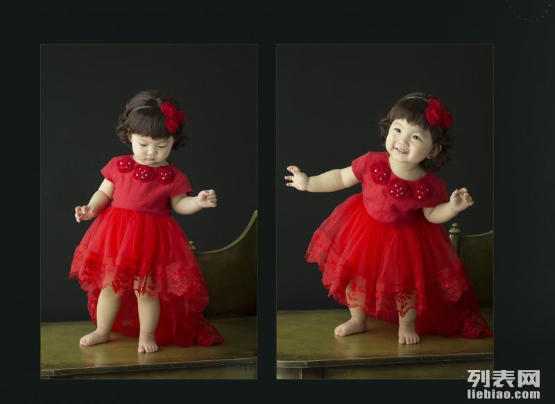 韩田贝贝儿童摄影名店