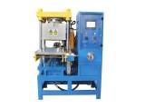 100吨固态硅胶平板硫化机 硅胶制品硫化机 硫化礼品机