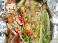 锡纸花甲粉 锡纸金针菇 大虾花甲粉 蛤蜊粉