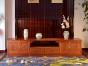 大果紫檀红木家具烫蜡前的本色