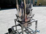 供应全新不锈钢硅藻土过滤器,立式硅藻土过滤机酒类