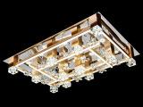 8615中山厂家直批 现代简约灯具 LED低压吸顶灯 水晶灯客厅灯灯饰