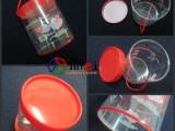义乌定制  pvc卷边圆筒  塑料圆筒 卷口圆筒 透明圆筒 皮筋