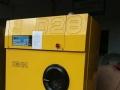 贵港二手烘干机 上海航星干洗机 直燃式床单台布烫平机出售